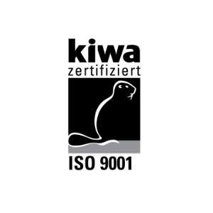 kiwa zertifiziert ISO 9001